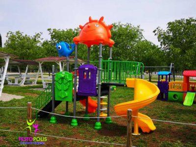 Playground Uso Esterno Mare -1- FEPE 16212 BM