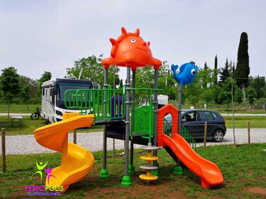 Playground Uso Esterno Mare -2- FEPE 16212 BM