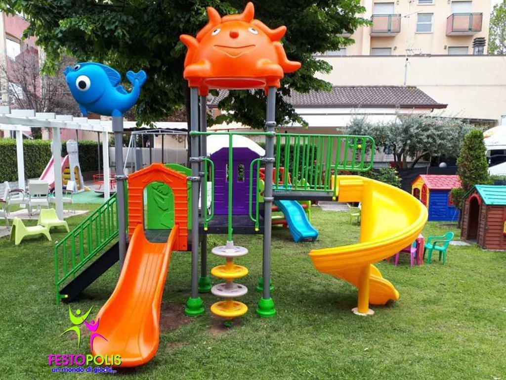 Playground Uso Esterno Mare -3- FEPE 16212 BM