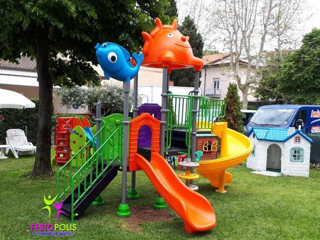 Playground Uso Esterno Mare -4- FEPE 16212 BM