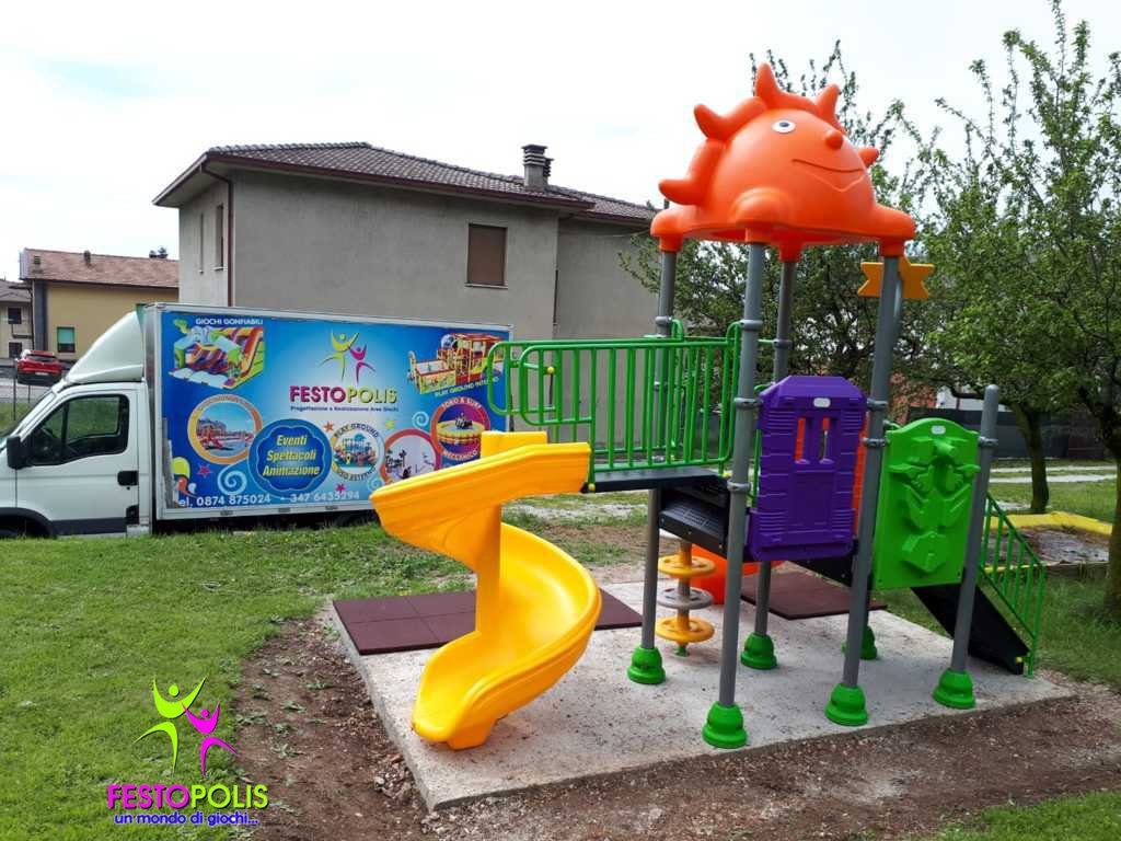 Playground Uso Esterno Mare -6- FEPE 16212 BM