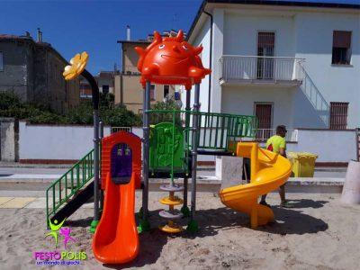 Playground Uso Esterno Mare -7- FEPE 16212 BM
