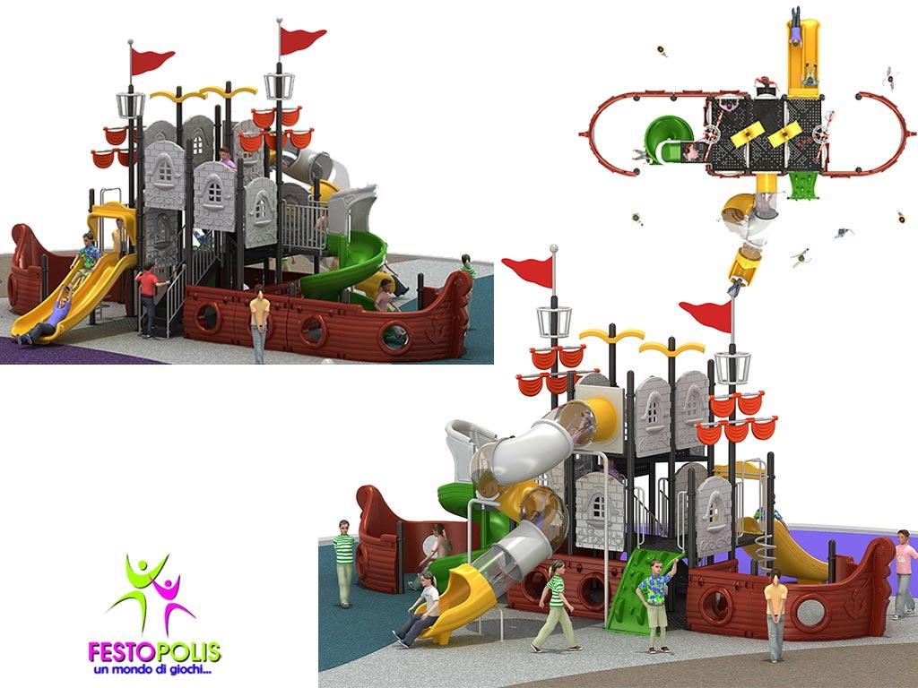 Playground Vascello FEPE 17120A 1