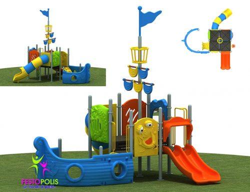 Playground Uso Esterno Mare FEPE-17127 A