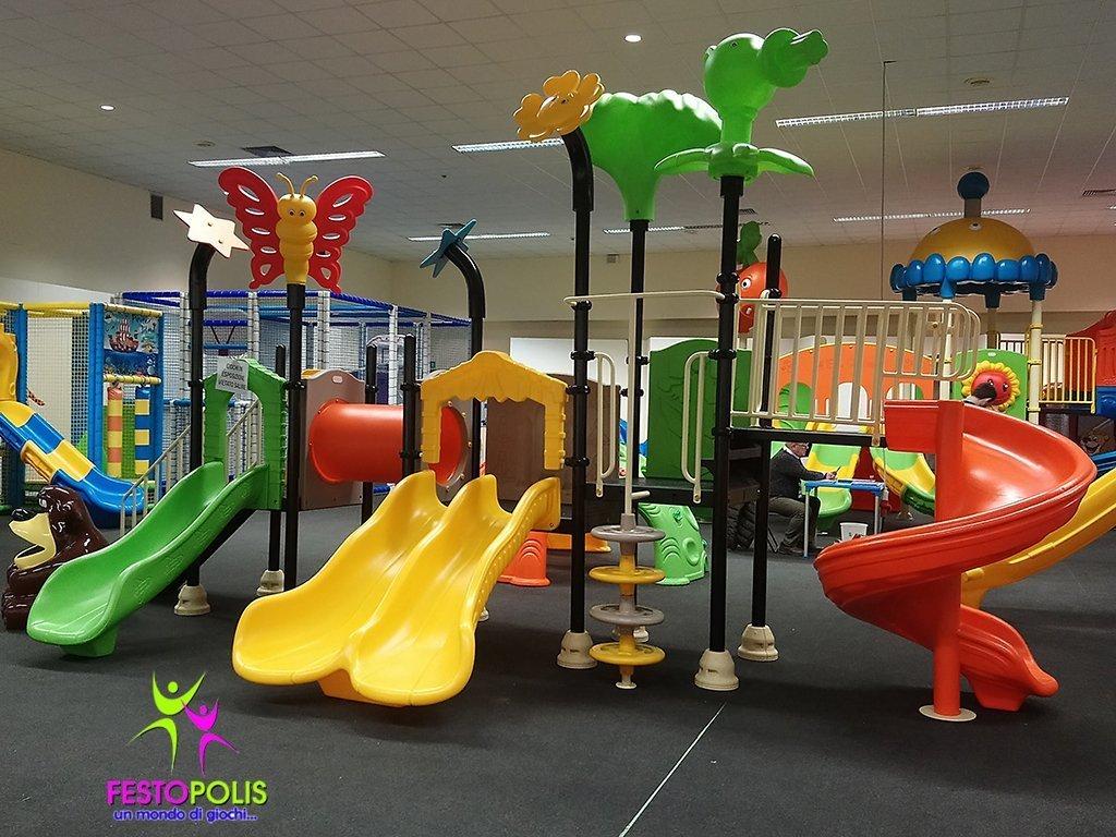 Playground Uso Esterno Mare -3- FEPE 17186 AM