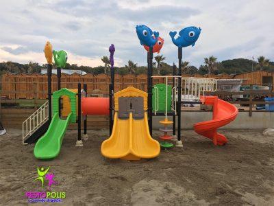 Playground Uso Esterno Mare -5- FEPE 17186 AM