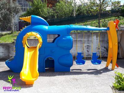 Playground Combinato Sottomarino Big FEPE 0401 1