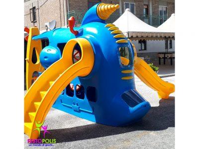 Playground Combinato Sottomarino Big FEPE 0401 2