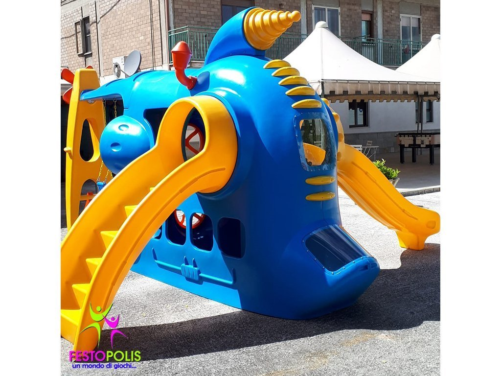 Playground Combinato Sottomarino Big FEPE 0401 2