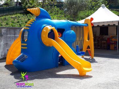 Playground Combinato Sottomarino Big FEPE 0401 4
