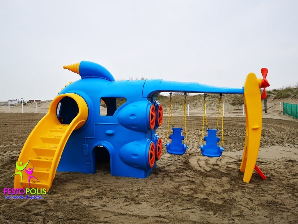 Playground Combinato Sottomarino Big FEPE 0401 6