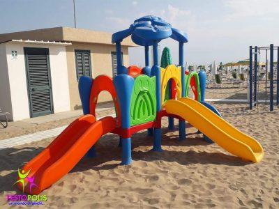 Playground Polietilene FEPE 417 1