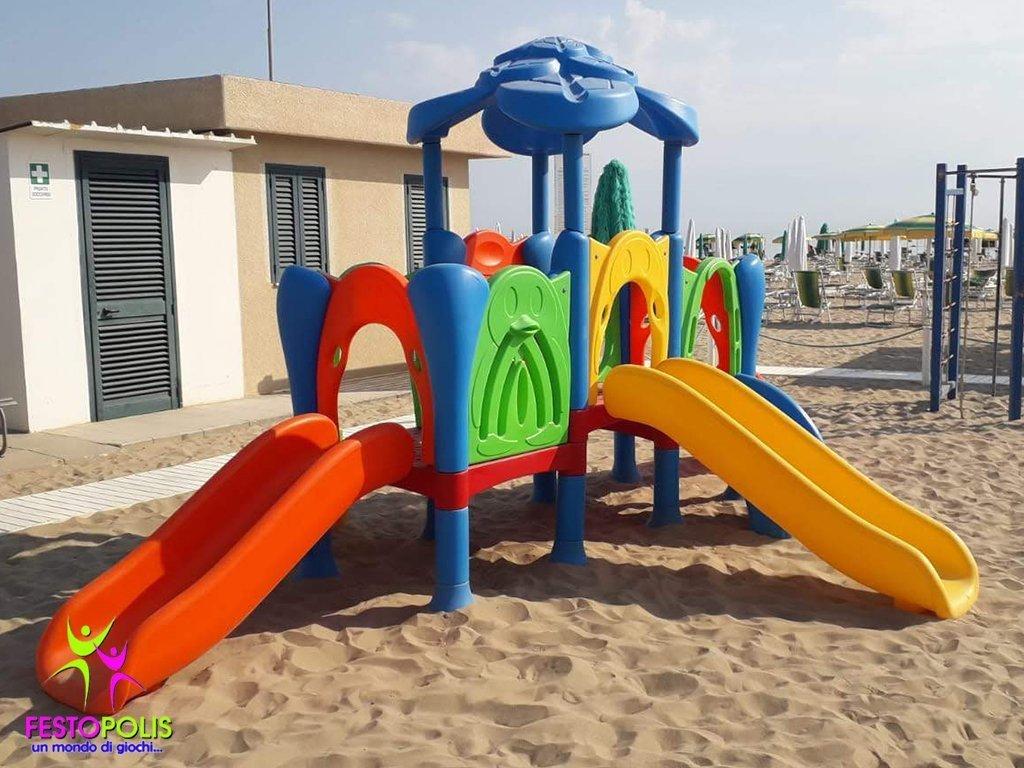 Playground Polietilene FEPE 417 2