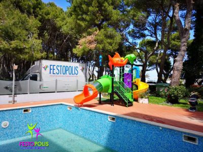 Playground Uso Esterno Mare FEPE 14601 1