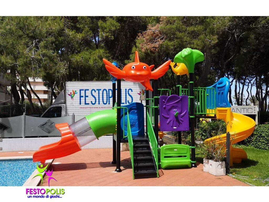 Playground Uso Esterno Mare FEPE 14601 2