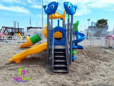 Playground Uso Esterno Mare FEPE 16058 10