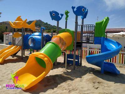 Playground Uso Esterno Mare FEPE 16058 11