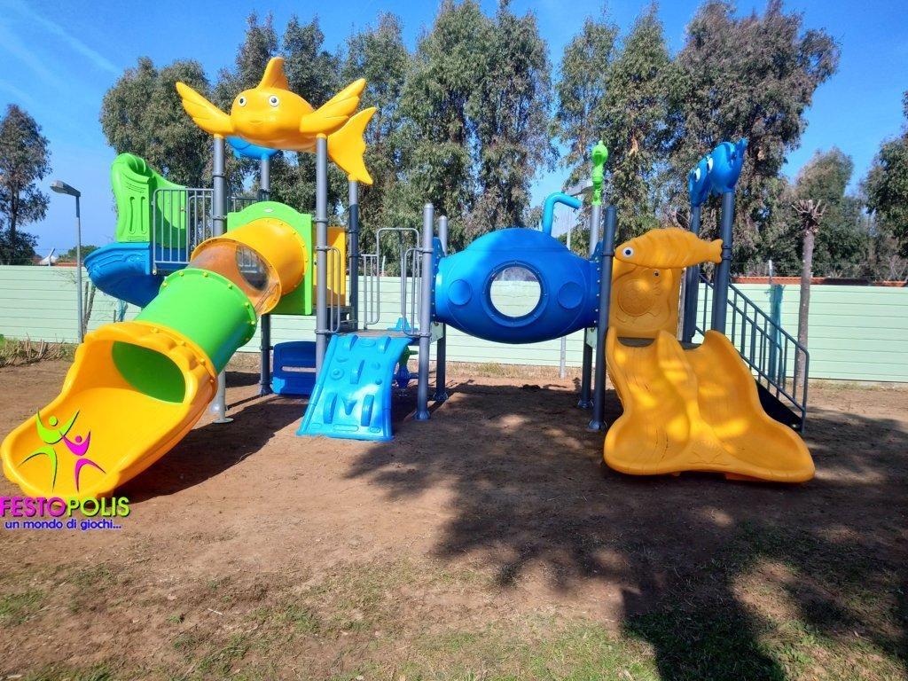 Playground Uso Esterno Mare FEPE 16058 2