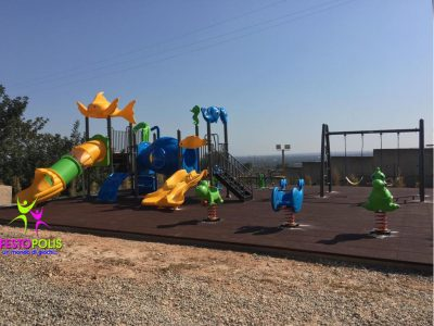 Playground Uso Esterno Mare FEPE 16058 3