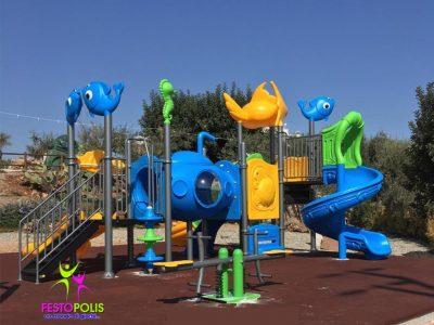 Playground Uso Esterno Mare FEPE 16058 4