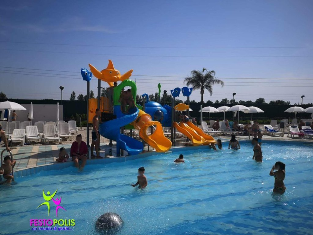 Playground Uso Esterno Mare FEPE 16058 6
