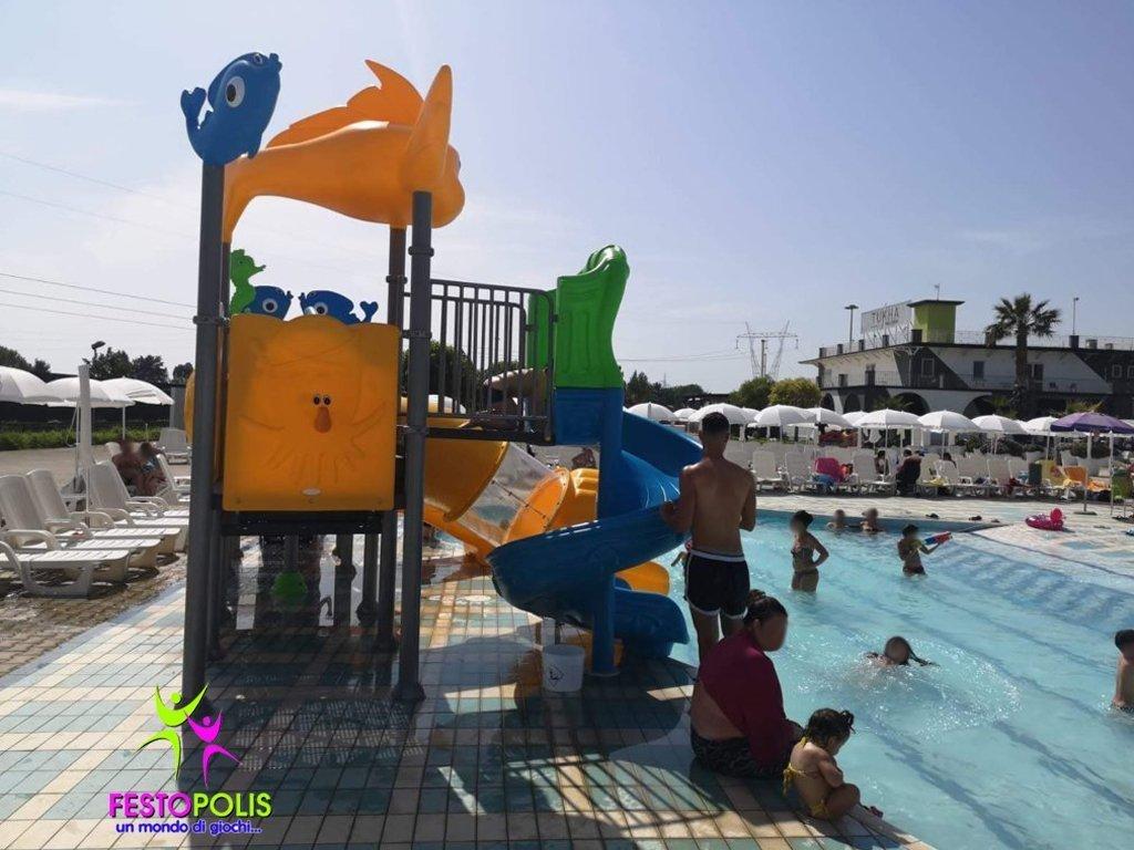 Playground Uso Esterno Mare FEPE 16058 7