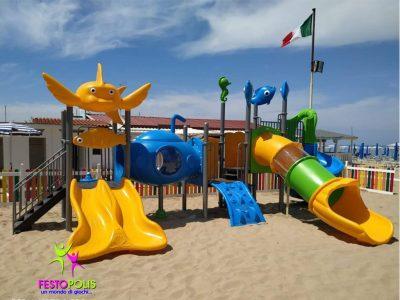 Playground Uso Esterno Mare FEPE 16058 8