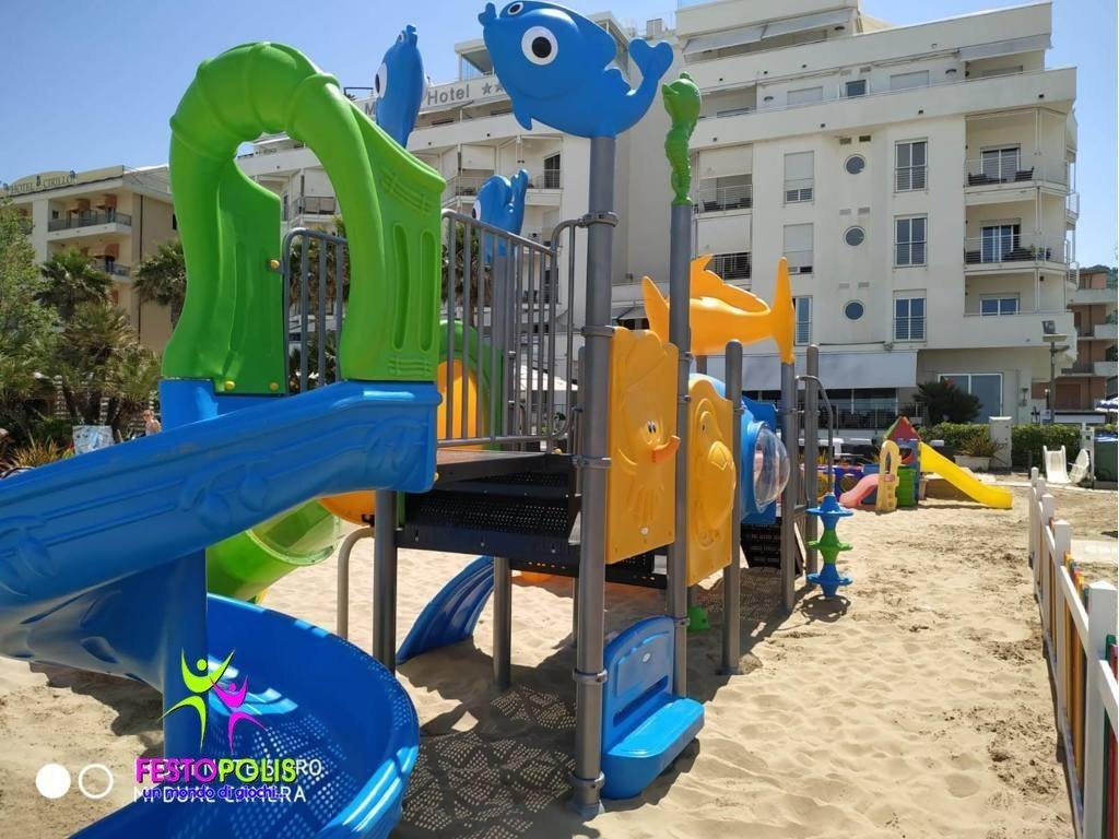 Playground Uso Esterno Mare FEPE 16058 9
