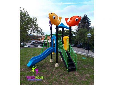 Playground Uso Esterno Mare FEPE 16212 CM 1