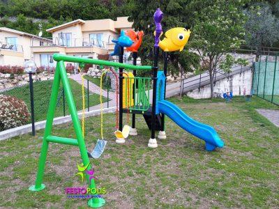 Playground Uso Esterno Mare FEPE 16212 CM 2