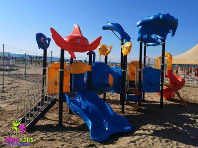 Playground Uso Esterno Mare FEPE 17088 A 3