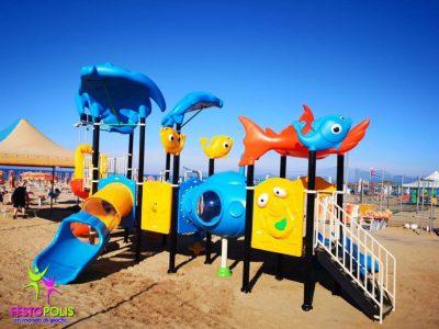 Playground Uso Esterno Mare FEPE 17088 A 5