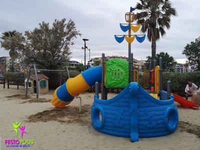 Playground Uso Esterno Mare FEPE 17127 A 1