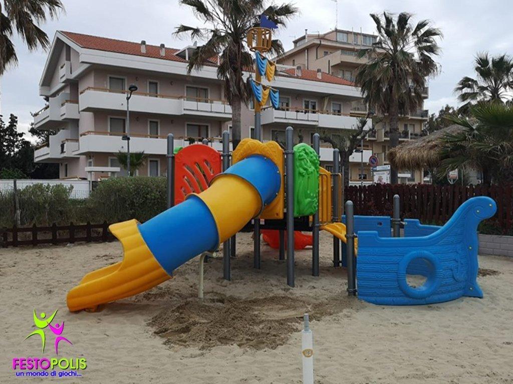 Playground Uso Esterno Mare FEPE 17127 A 2