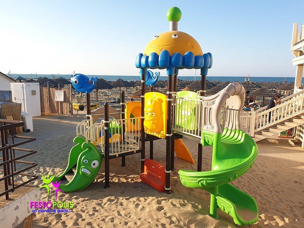 Playground Uso Esterno Natura FEPE 16047 1