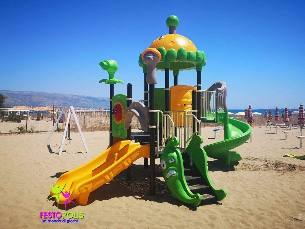 Playground Uso Esterno Natura FEPE 16047 10