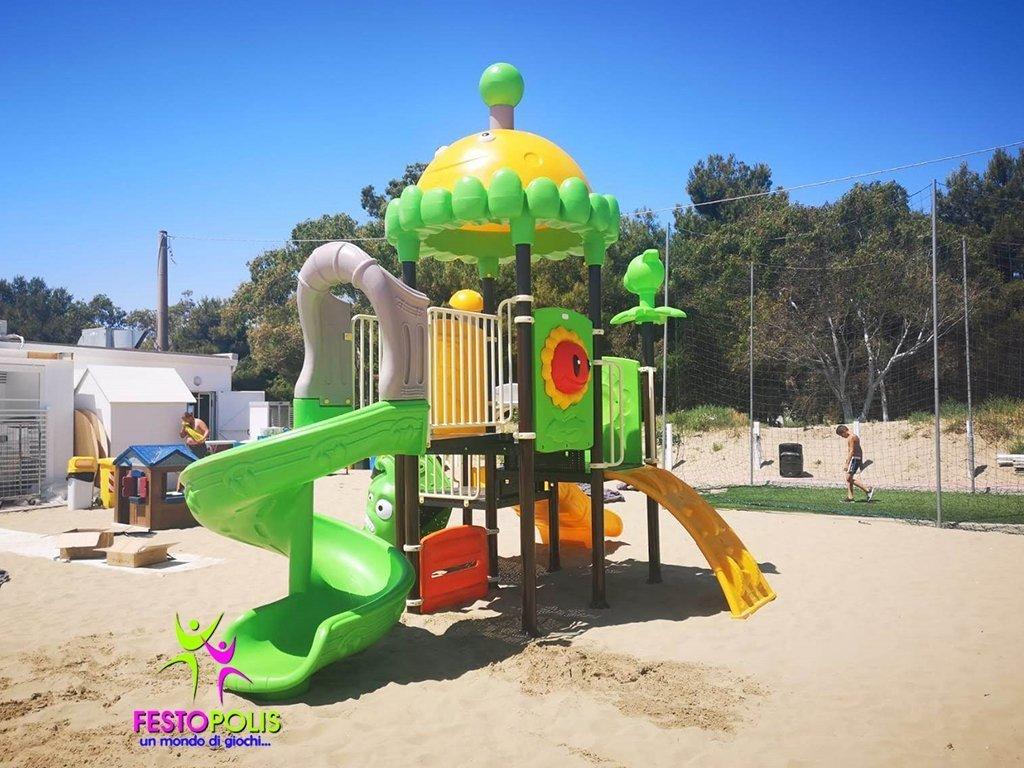 Playground Uso Esterno Natura FEPE 16047 11