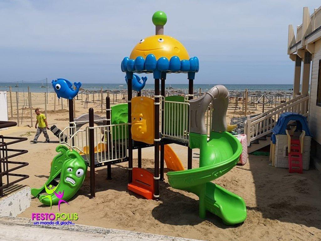 Playground Uso Esterno Natura FEPE 16047 2