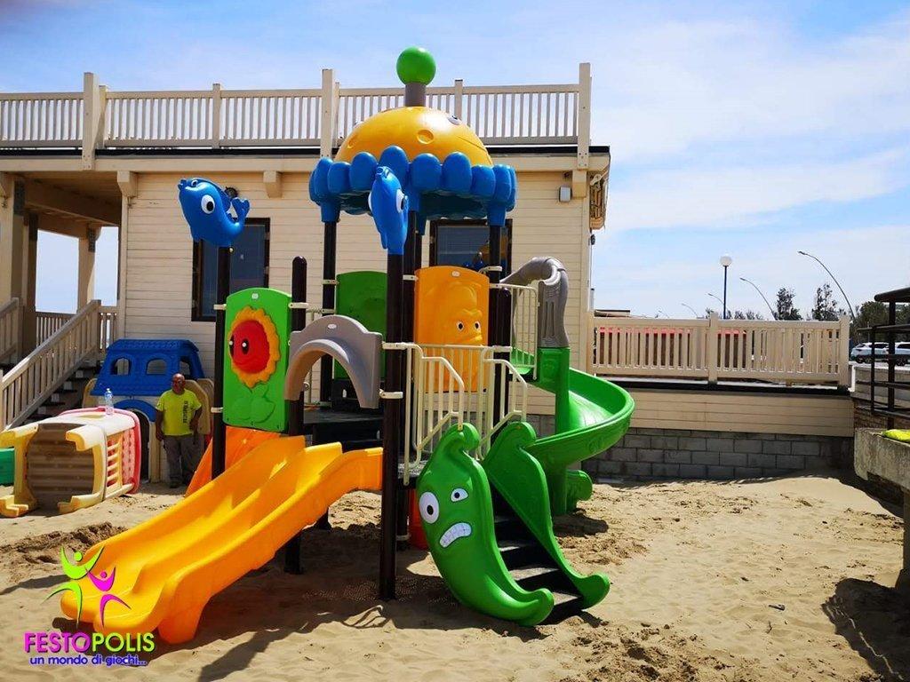 Playground Uso Esterno Natura FEPE 16047 3