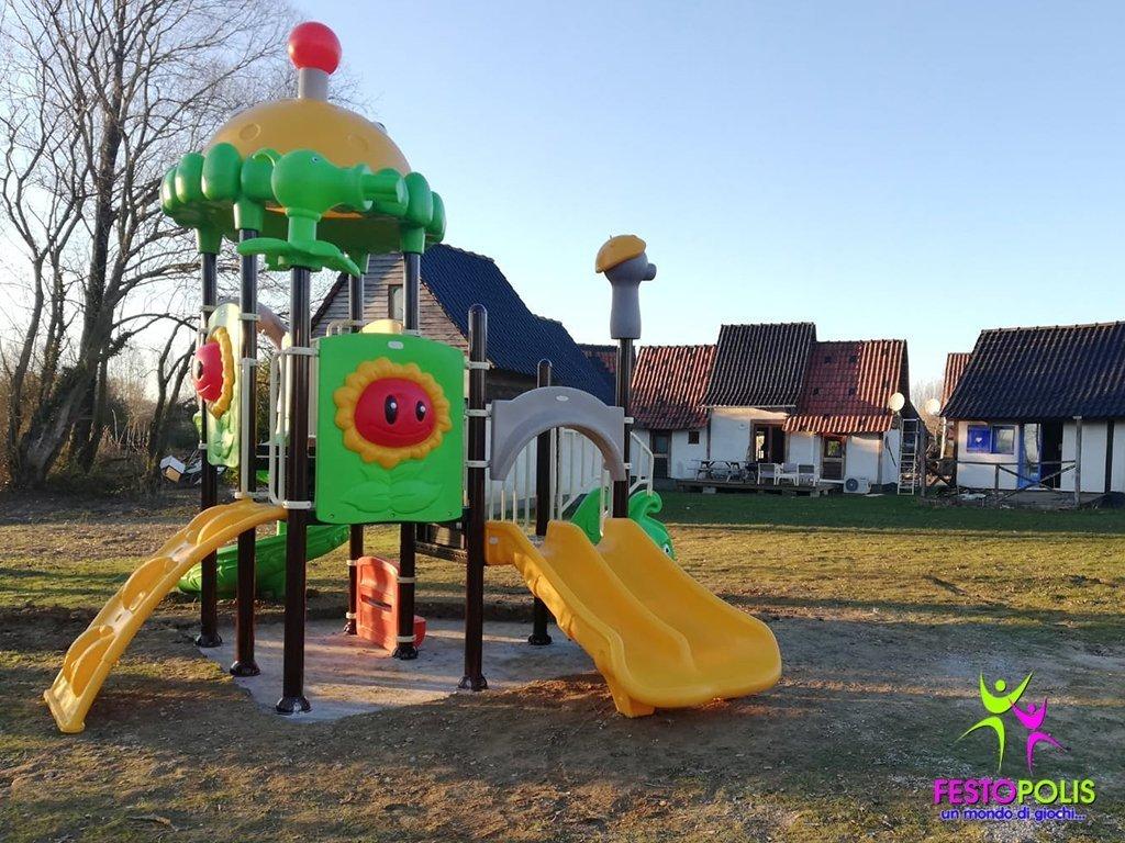 Playground Uso Esterno Natura FEPE 16047 5