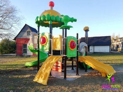 Playground Uso Esterno Natura FEPE 16047 8