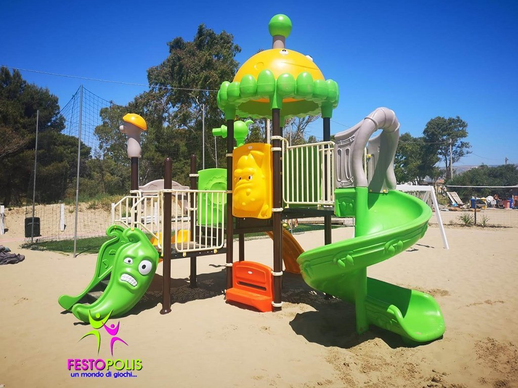 Playground Uso Esterno Natura FEPE 16047 9