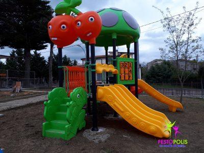 Playground Uso Esterno Natura FEPE 17079 1