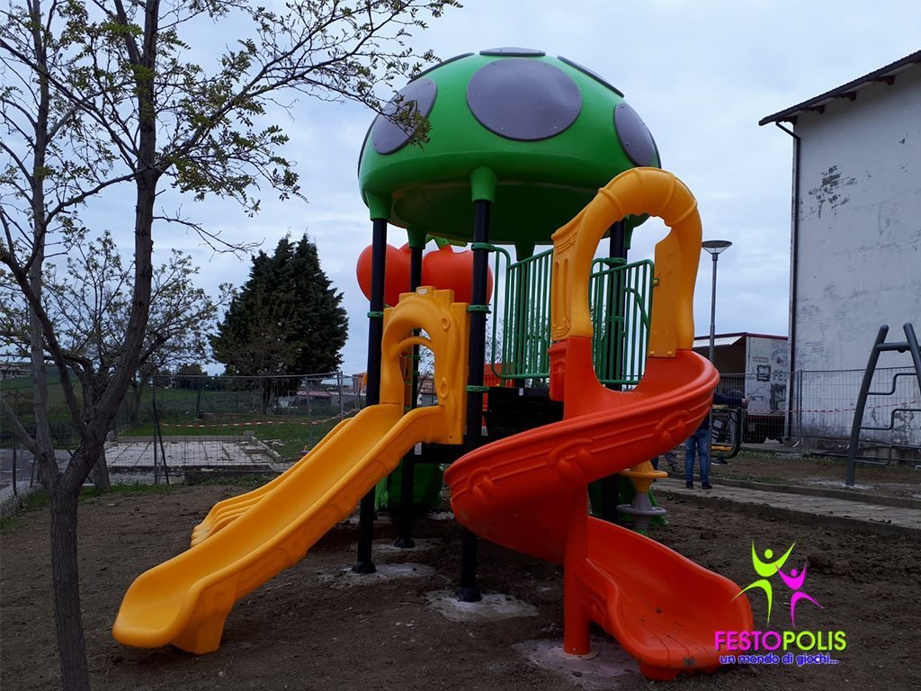 Playground Uso Esterno Natura FEPE 17079 3