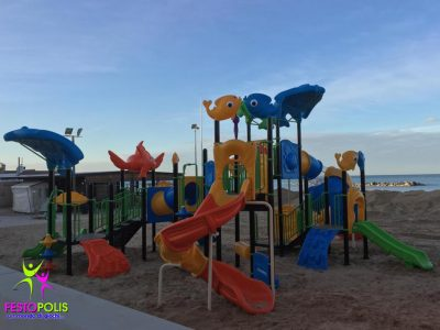 Playground uso Esterno MAre FEPE 16064 1