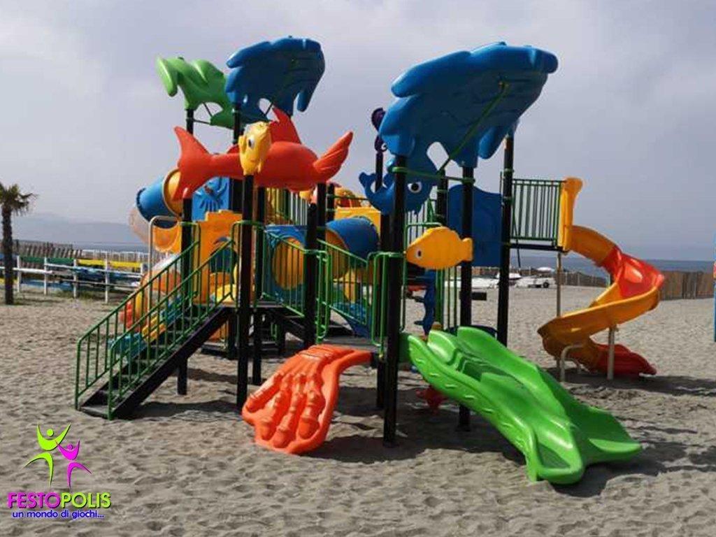Playground uso Esterno MAre FEPE 16064 10