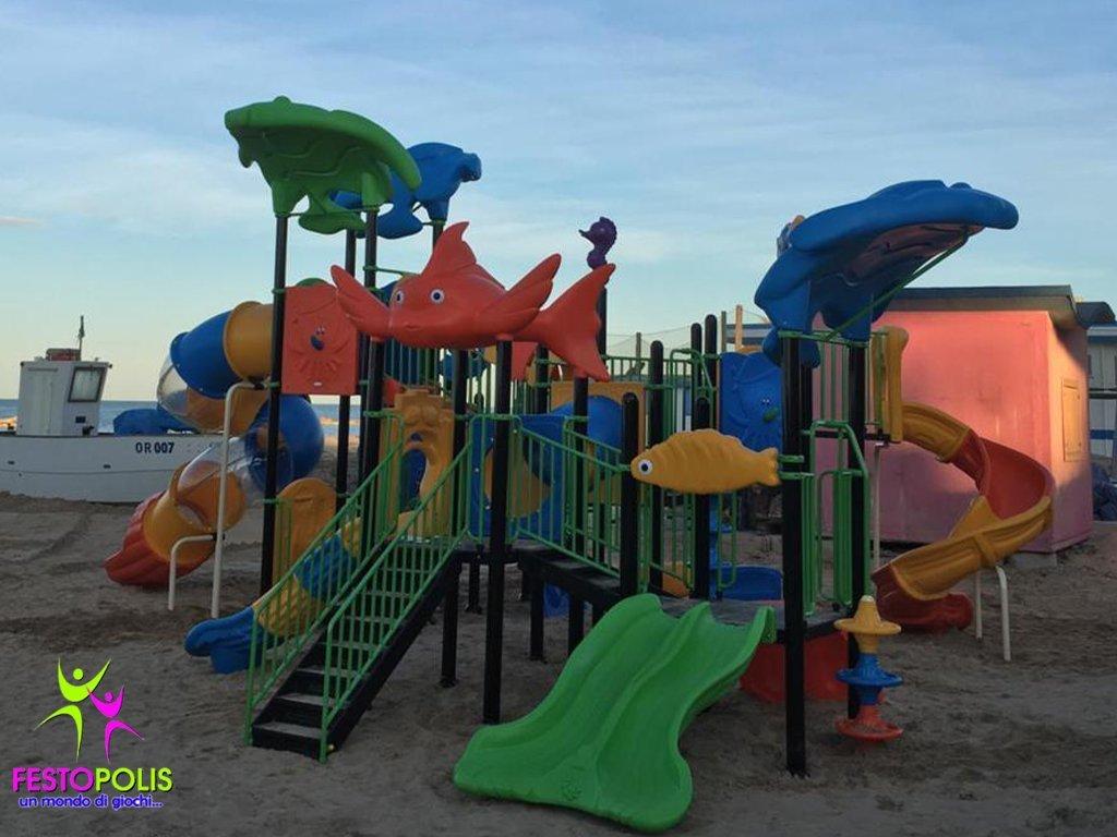 Playground uso Esterno MAre FEPE 16064 2