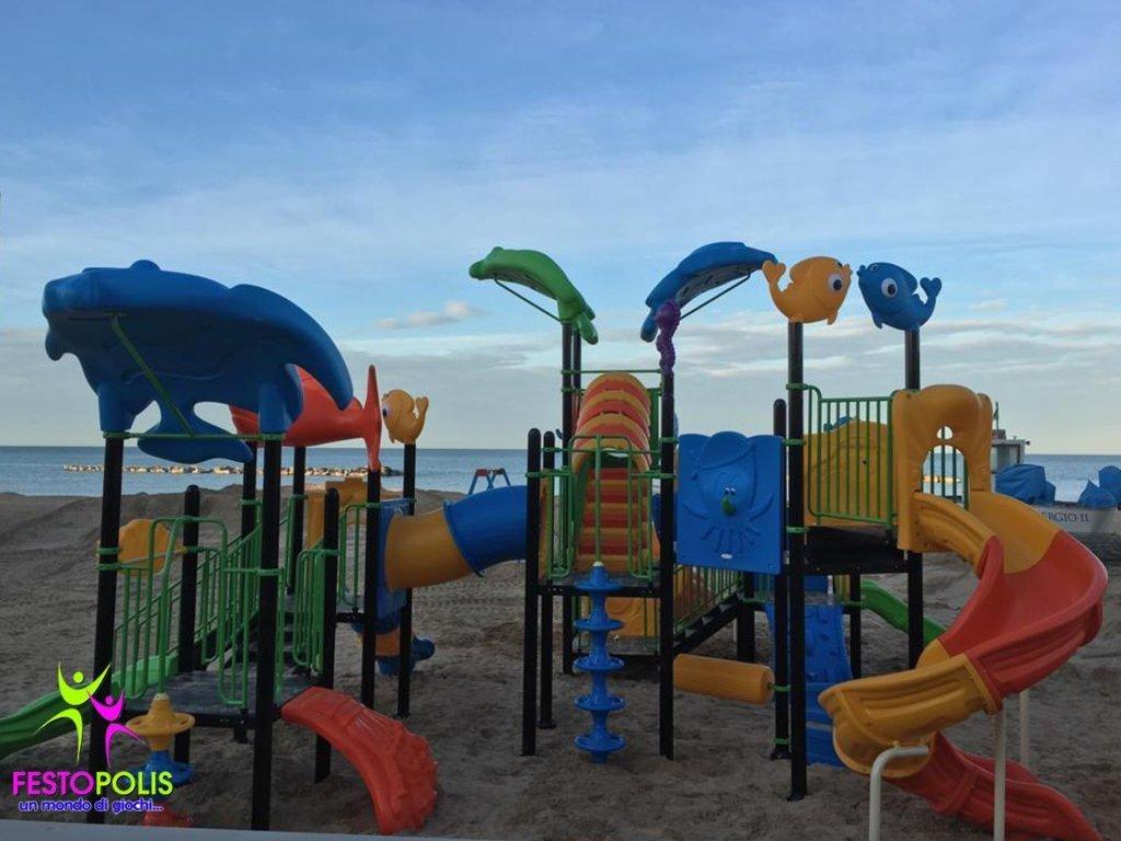 Playground uso Esterno MAre FEPE 16064 3