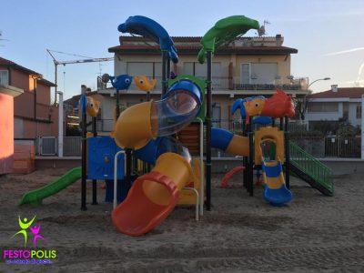 Playground uso Esterno MAre FEPE 16064 4