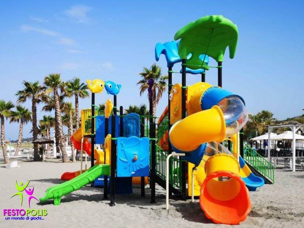Playground uso Esterno MAre FEPE 16064 7